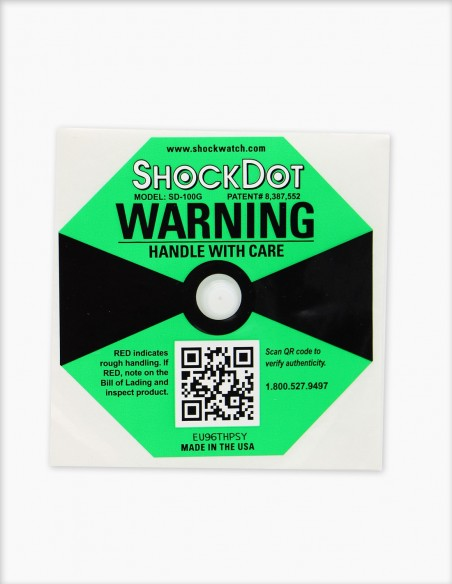 ShockDot 100G Green