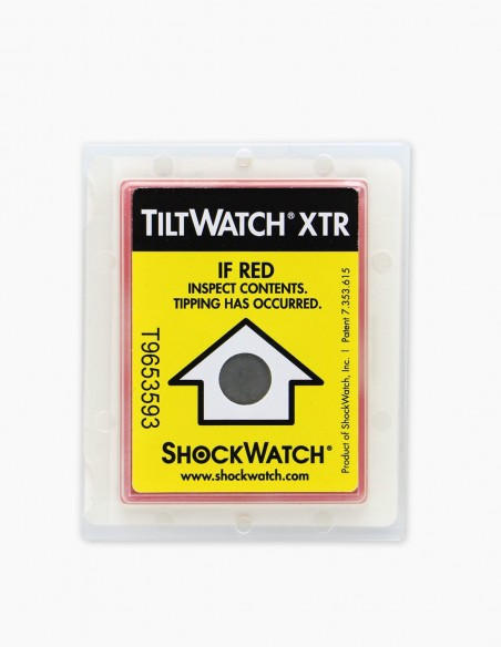 Tiltwatch XTR: front view