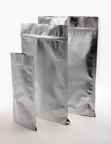 Sachets à pied Doy Pack - aluminium