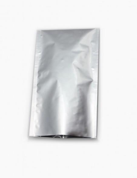 Bolsa plana de aluminio