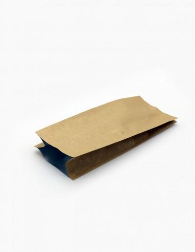 Sachets avec soufflet - Kraft