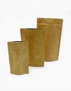 Sachets à pied en aluminium laminé Doy Pack