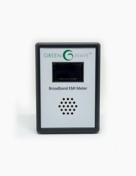 Compteur d'électricité sale à large bande Green Wave
