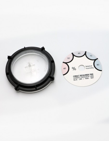 Humidity Indicator - Observation Window