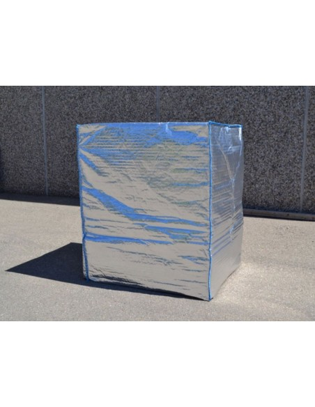Isothermal insulating covers