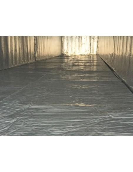 Aislantes isotérmicos para contenedores