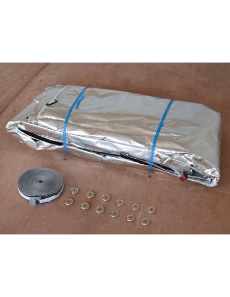 Isolateurs Coverliner sur mesure