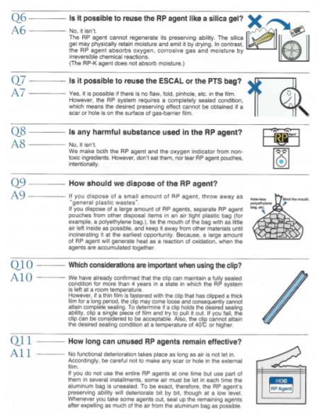 FAQ RP Agent