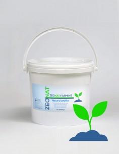 Zeolita para cultivo ZEONAT FARMING