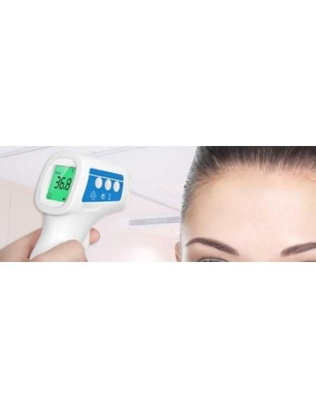Timestrip non-contact termomether