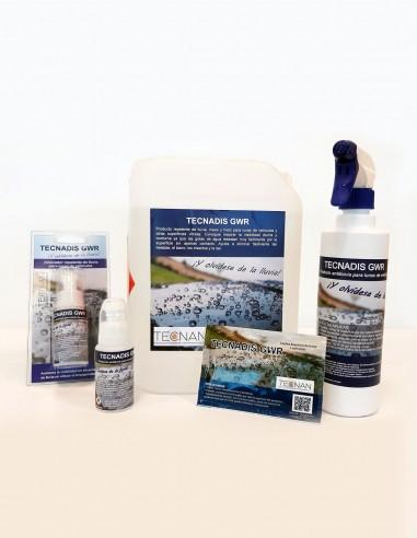 Rain Repellent Treatment