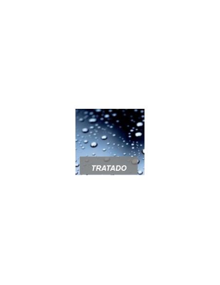 Cristal tratado con Vetrosmart anti agua