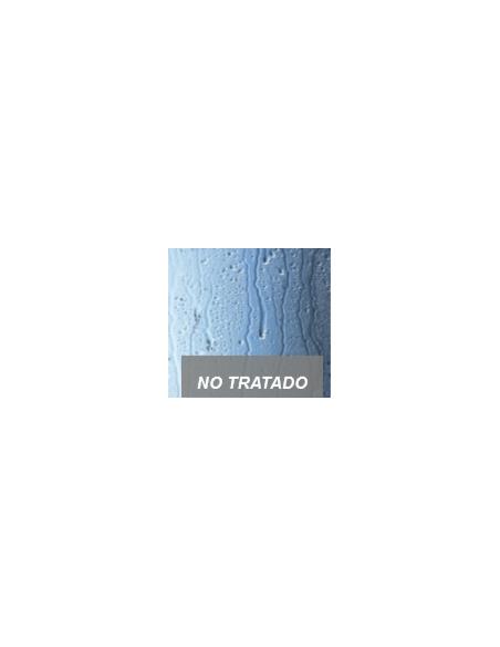 Cristal no tratado con Vetrosmart anti agua