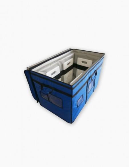 Carrytemp contenedor isotérmico interior