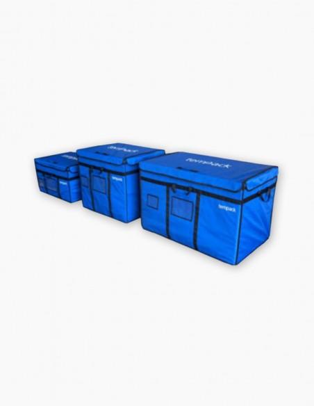 Contenedores isotérmicos Carrytemp formatos