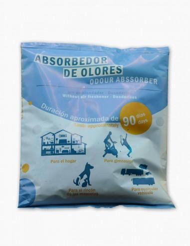 Sachet pour la partie avant du sac anti-odeurs utilisé pour la maison et les loisirs.