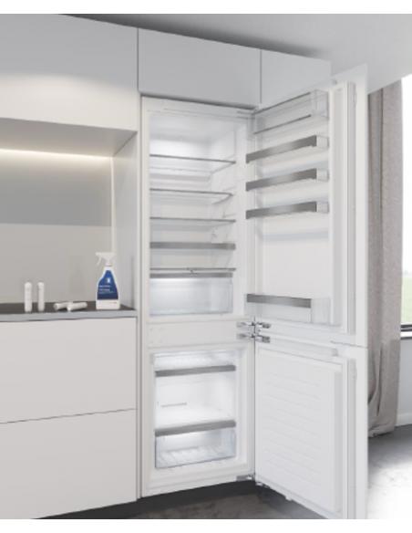 Limpiador para frigoríficos y congeladores