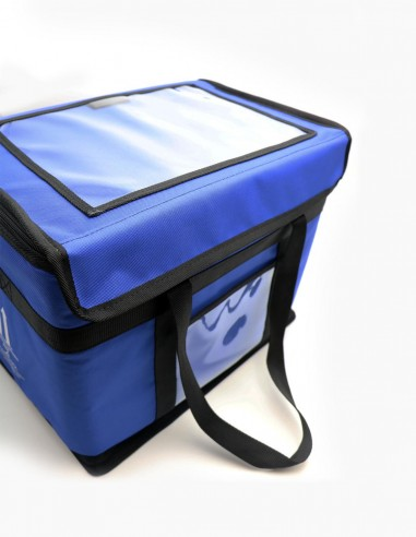 Diagnosach insulated Bag container pharma Conservatis