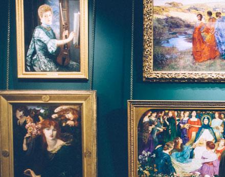 Conservacion obras de arte